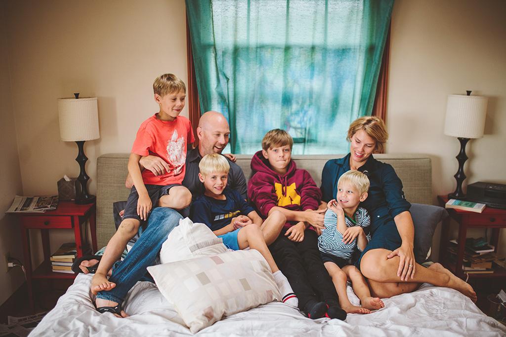 San Francisco Family photographs