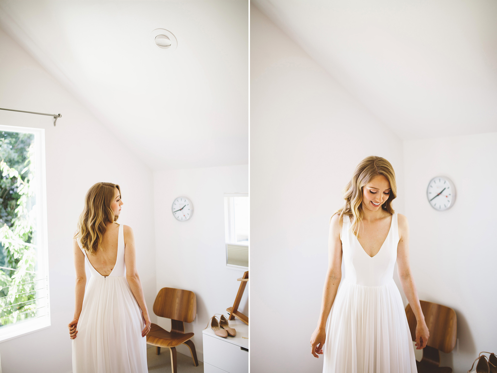 A modern wedding in Seattle