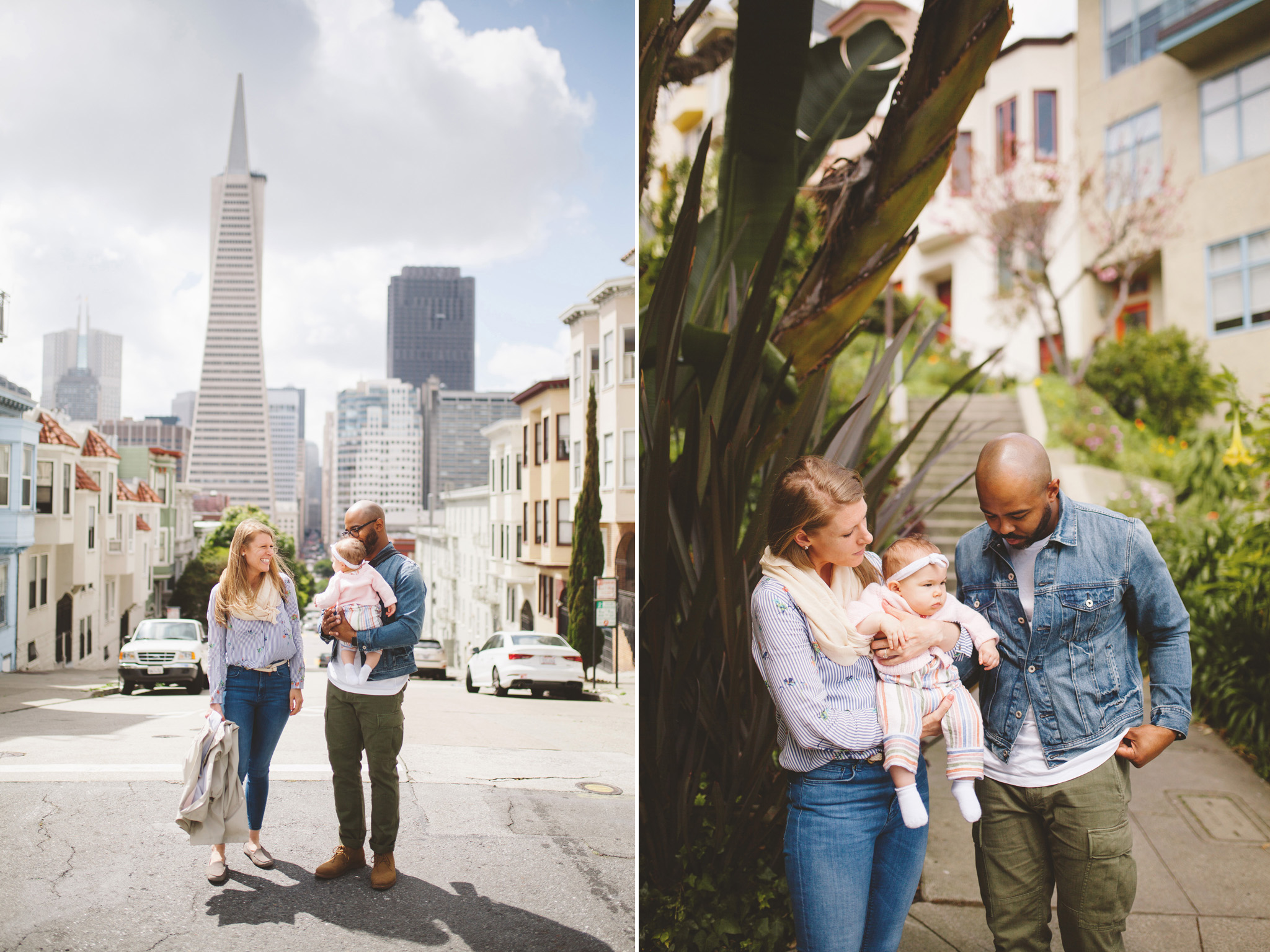Family photographer in San Francisco