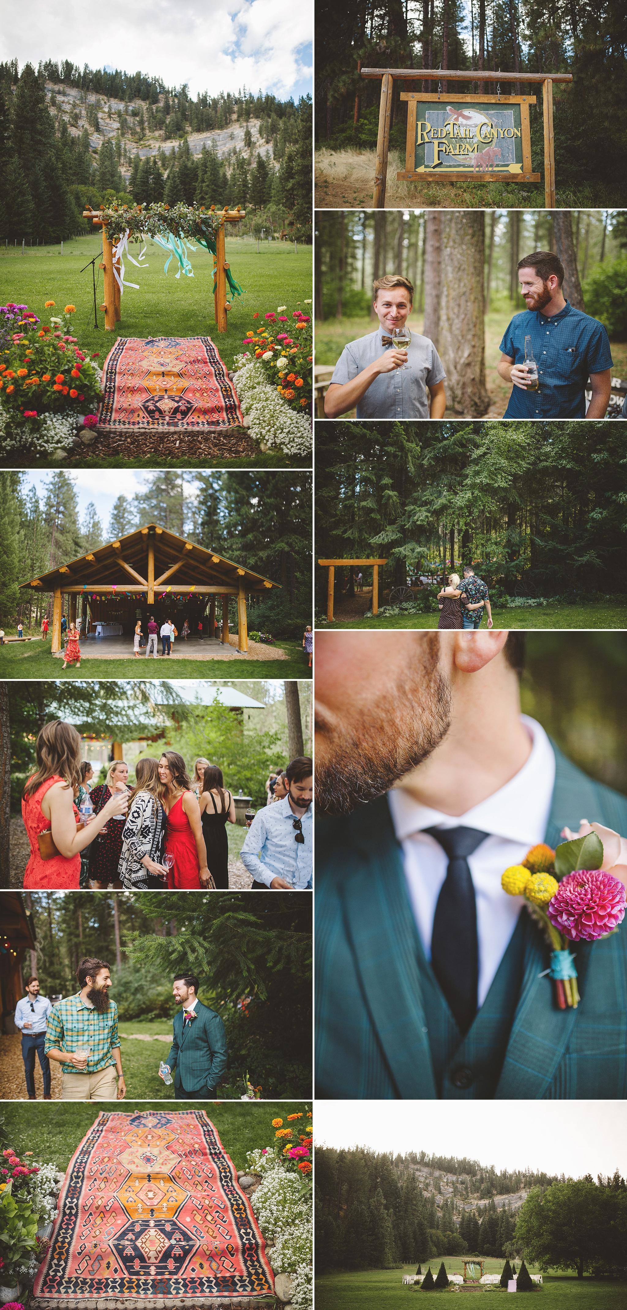 outdoor wedding venue seattle