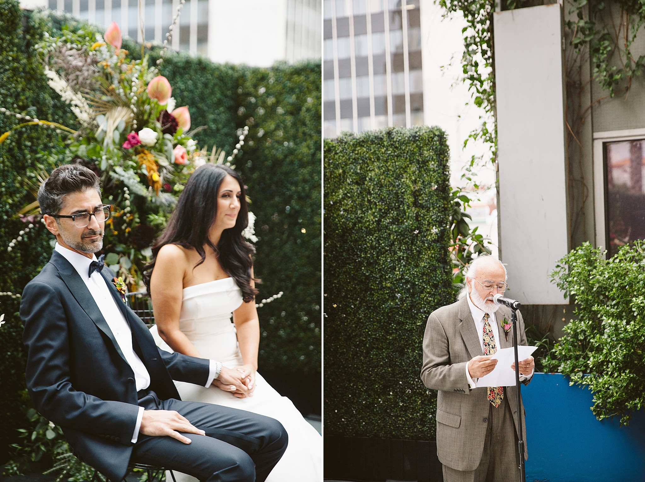 The line wedding pictures in los angeles