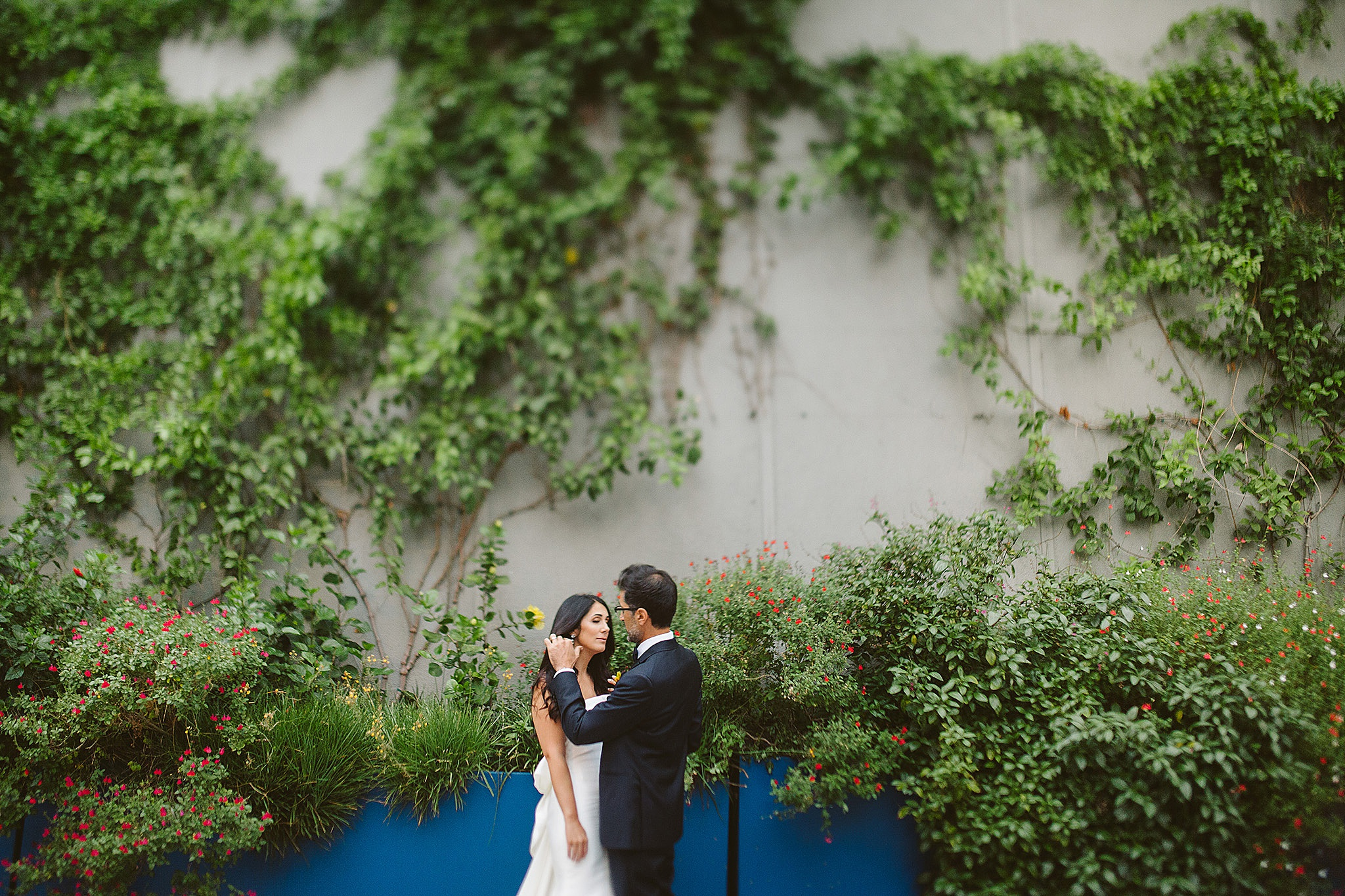 Wedding at the LINE hotel LA