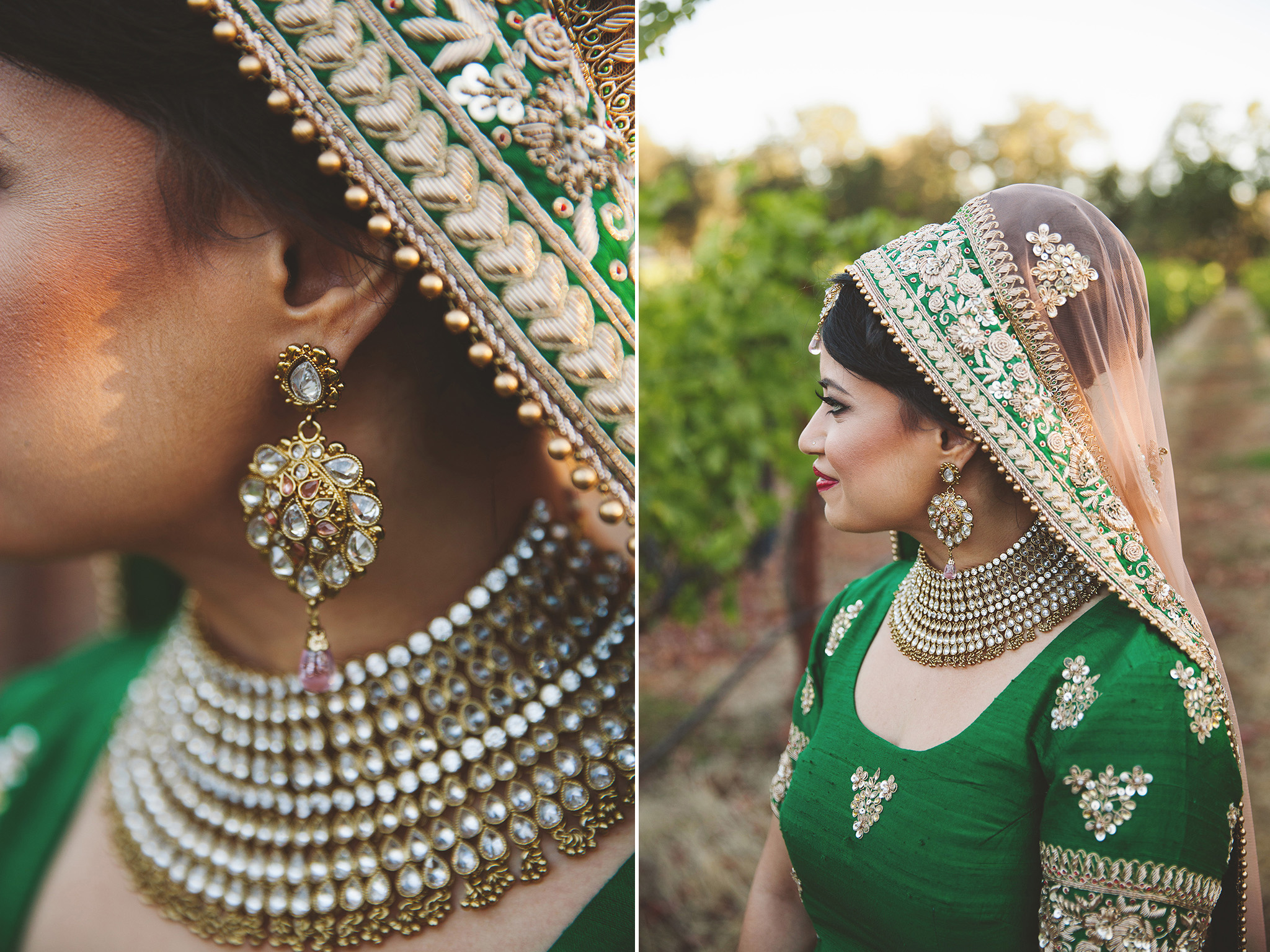 Traditional Sikh Indian Wedding California