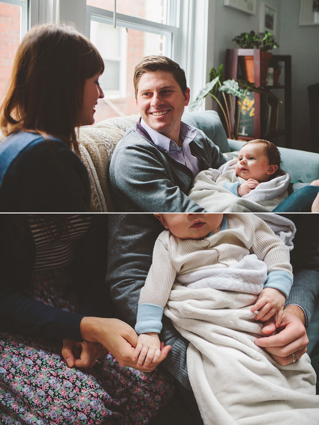 the watters family // documentary family photography