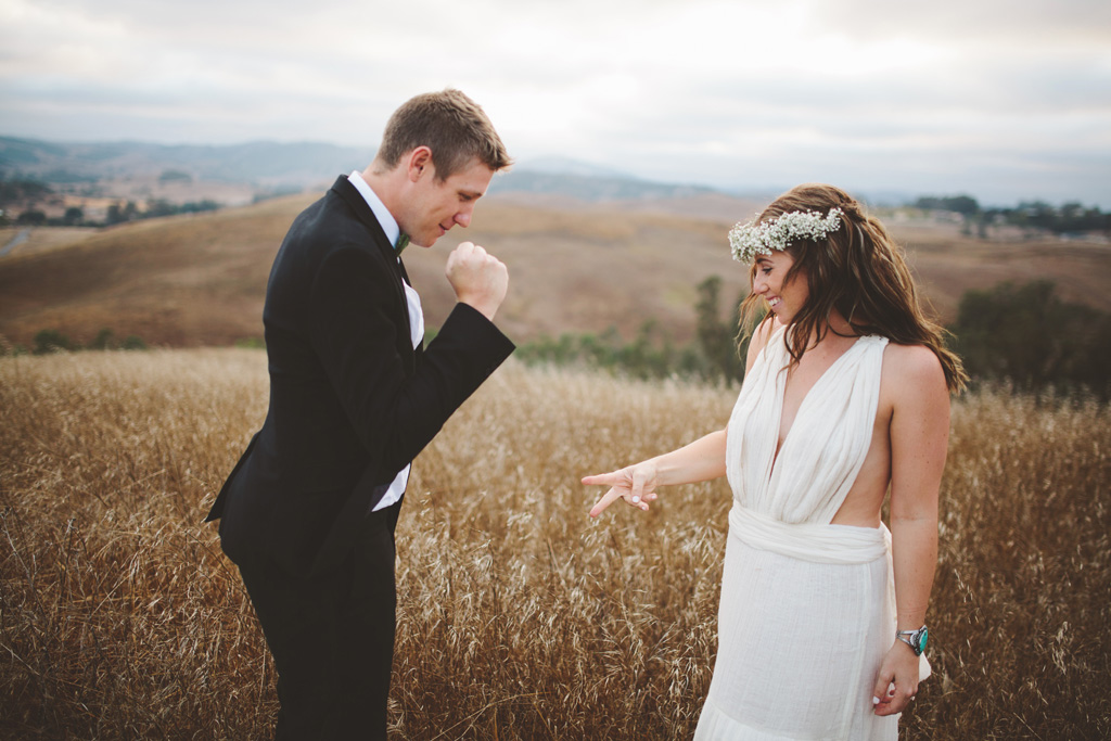 SF bay area wedding photographer