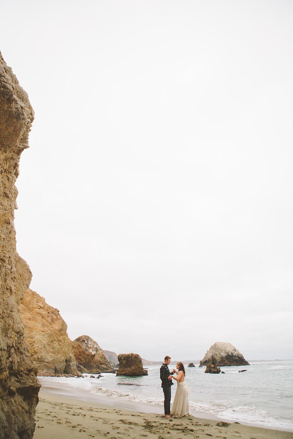 Point Reyes National Seashore Elopement