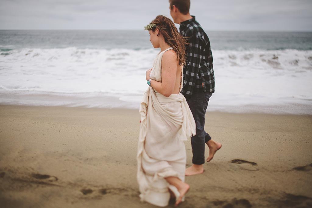 point reyes national seashore wedding photographs