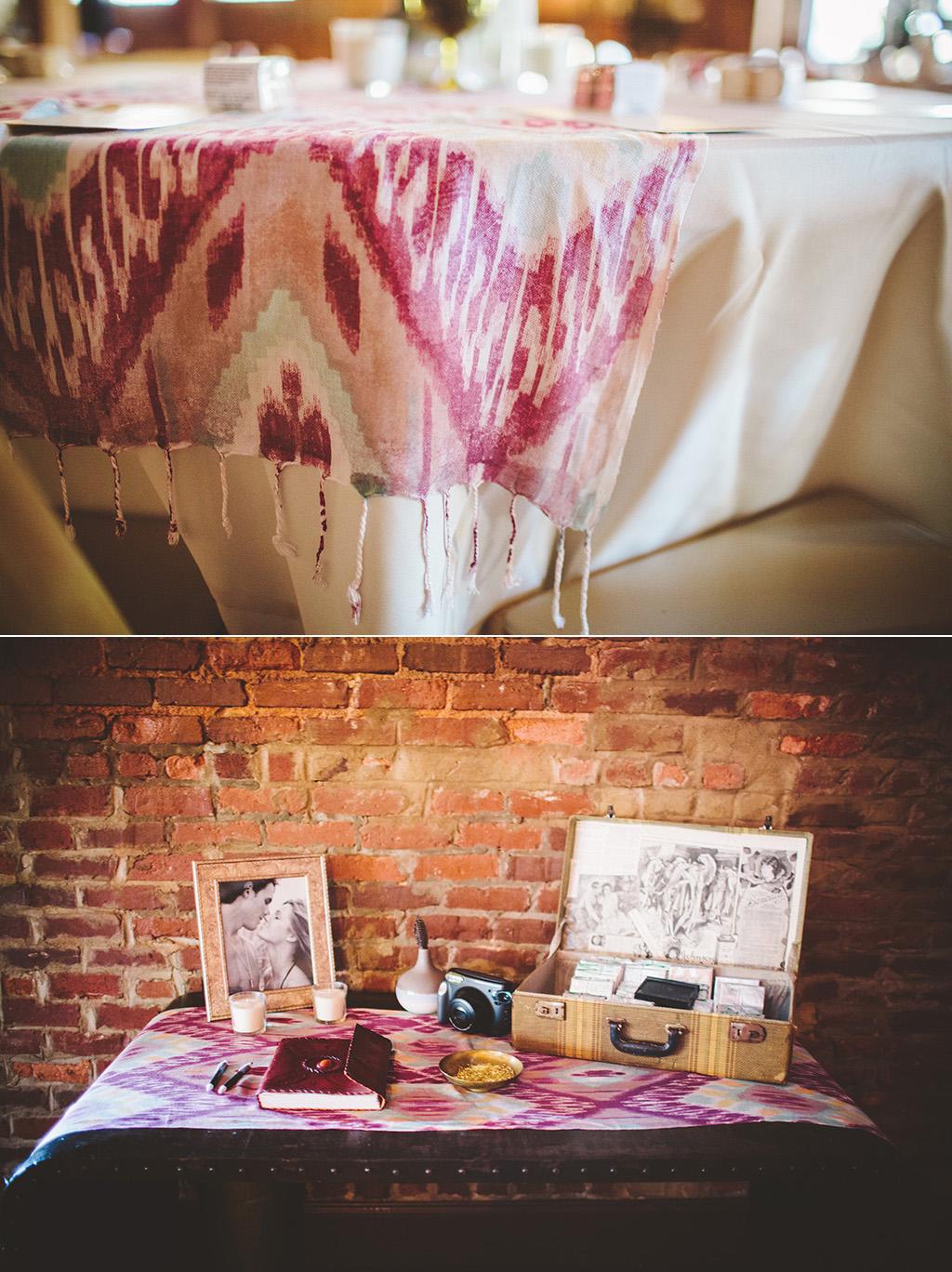 Bohemian Wedding Photographs // Los Angeles Wedding Photographer