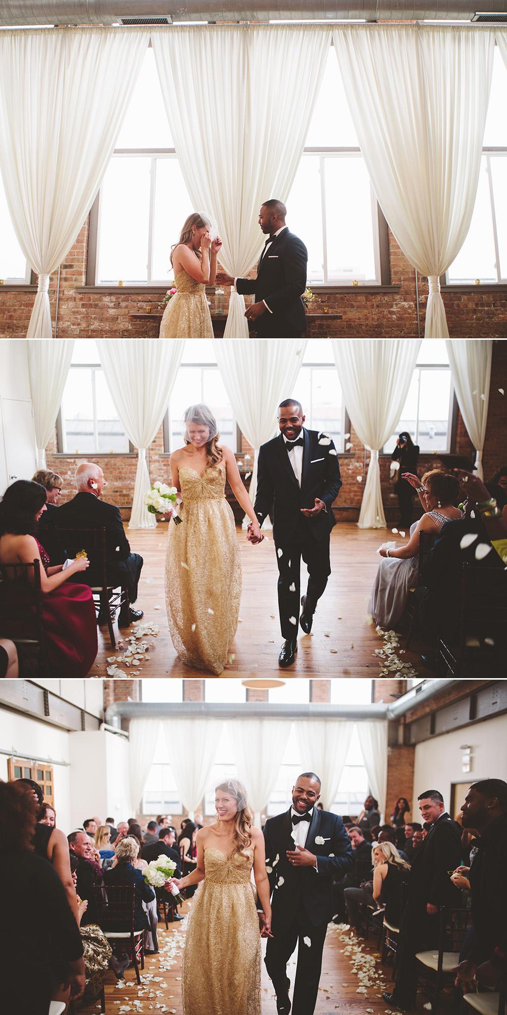 Kitchen Chicago wedding