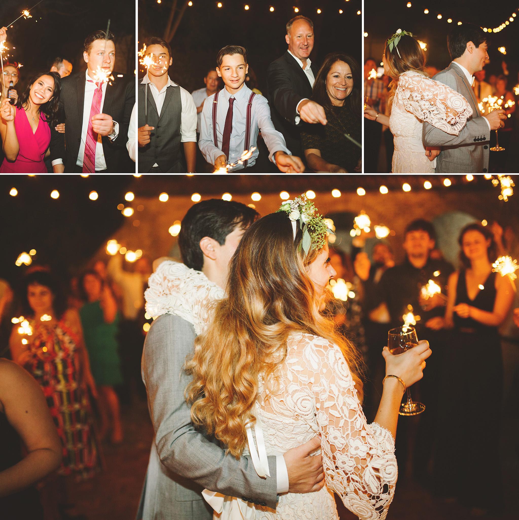 Los Angeles Wedding Hummingbird Nest pictures