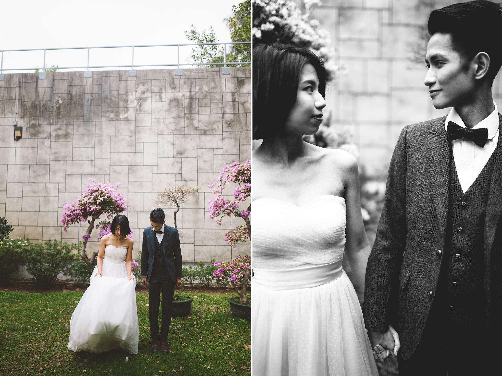 Hong Kong Wedding Pictures