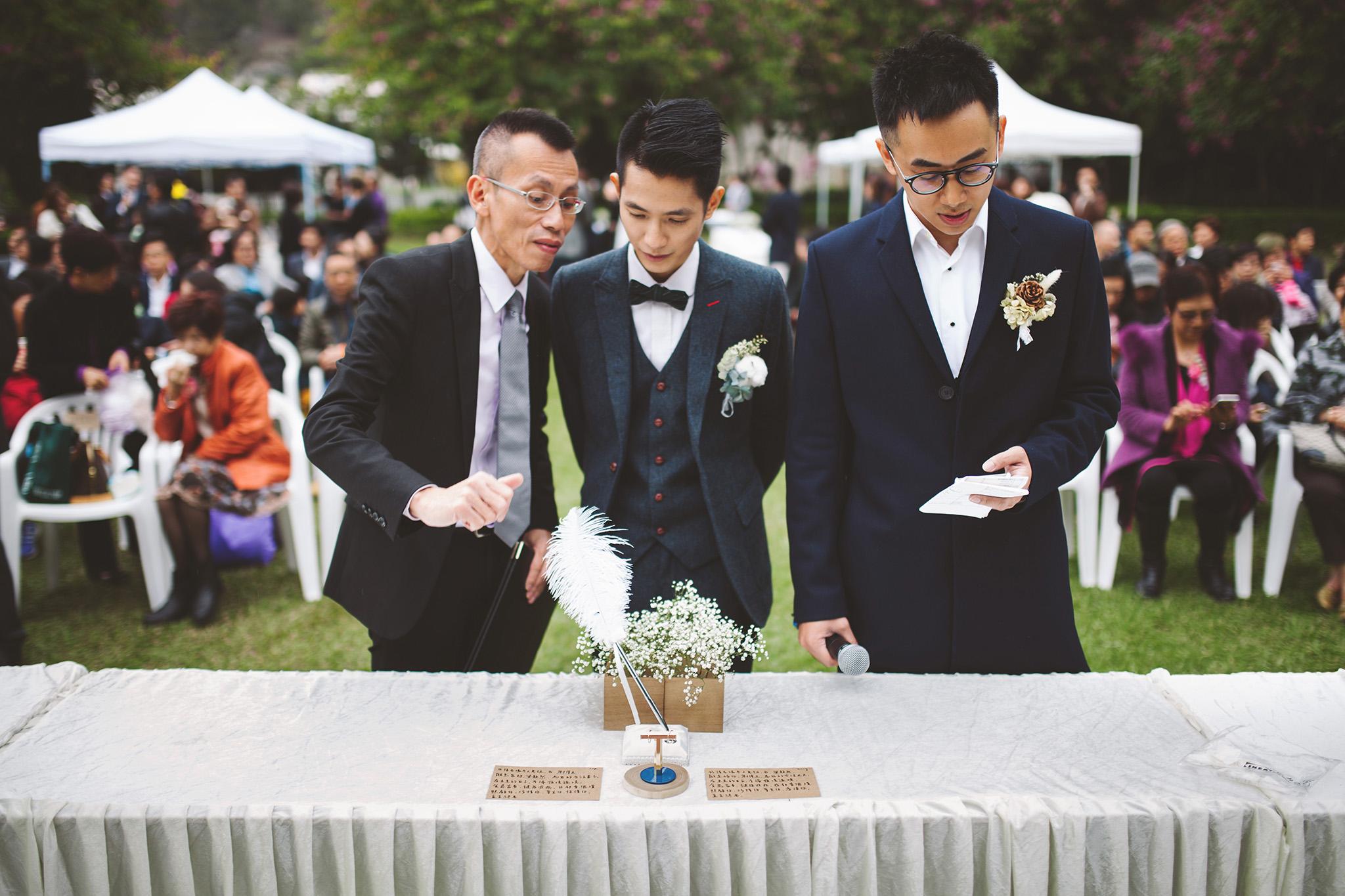 Hong Kong Wedding Photographs