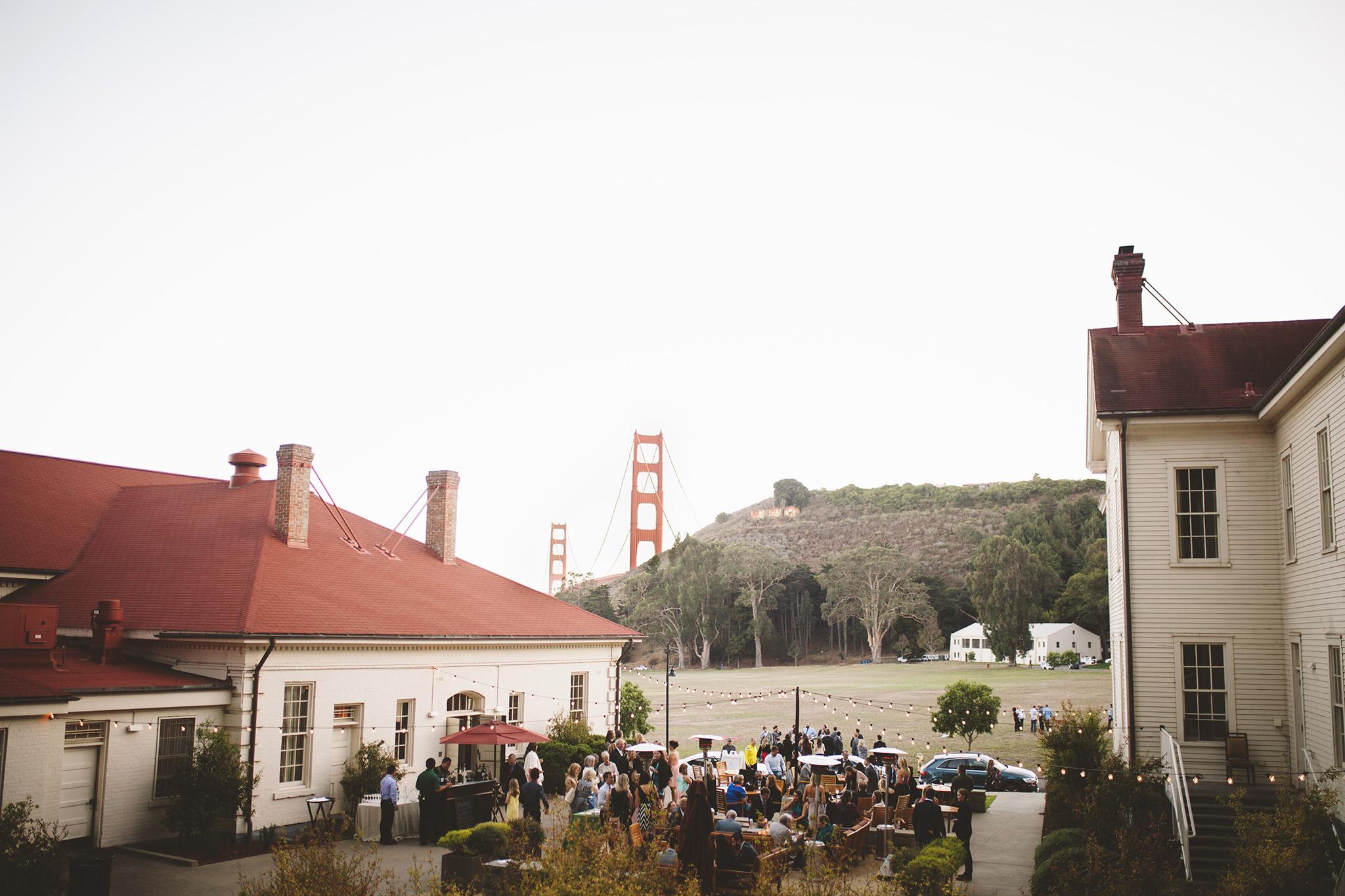Cavallo Point Wedding