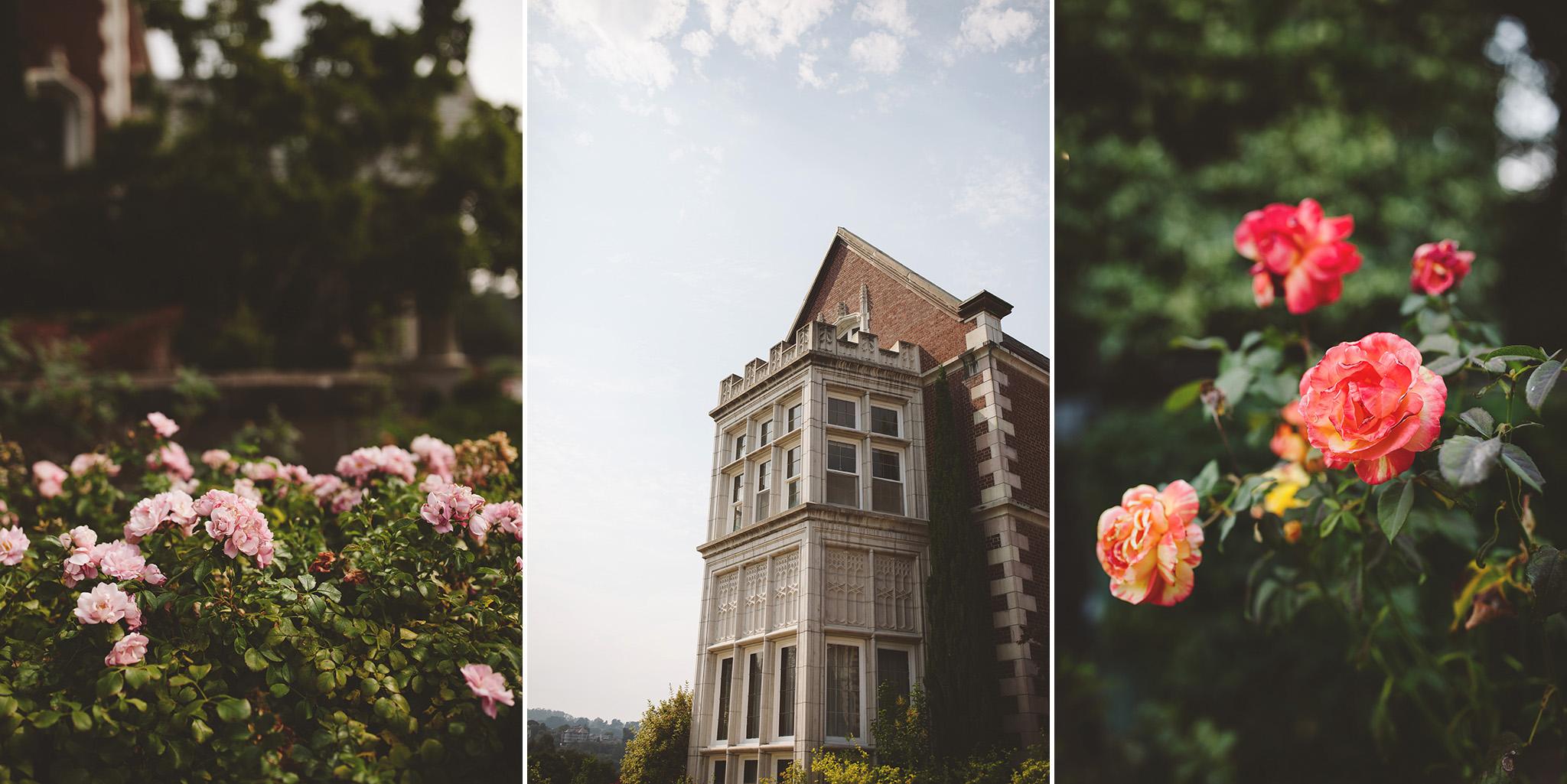 San Francisco wedding venue in the city
