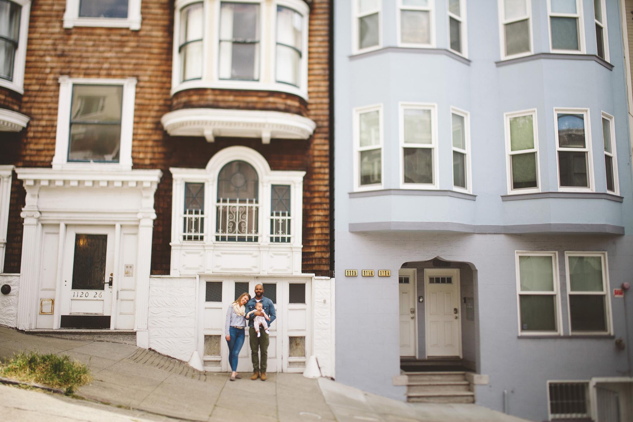Exploring San Francisco family lifestyle photographer