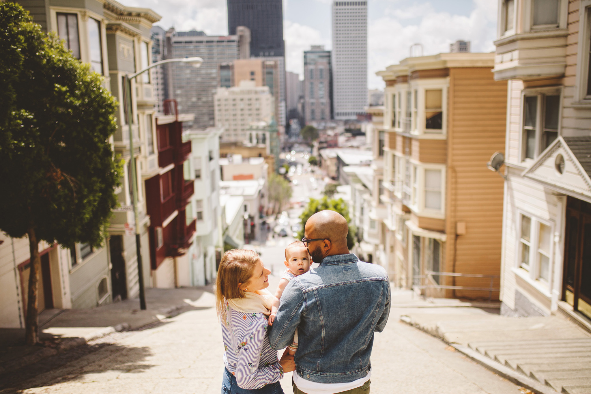 Los Angeles candid family photographer