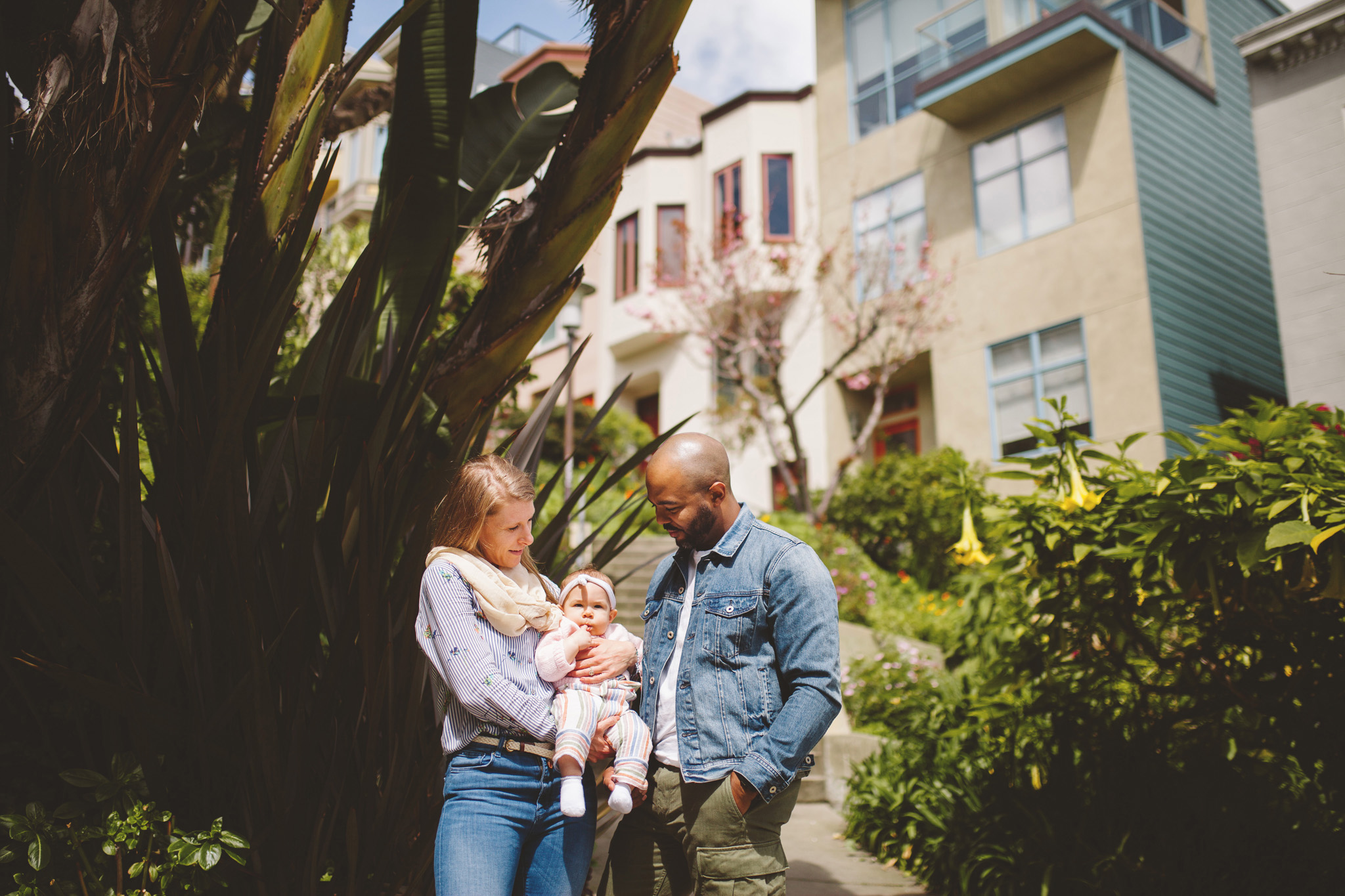 Family photographer in San Francisco