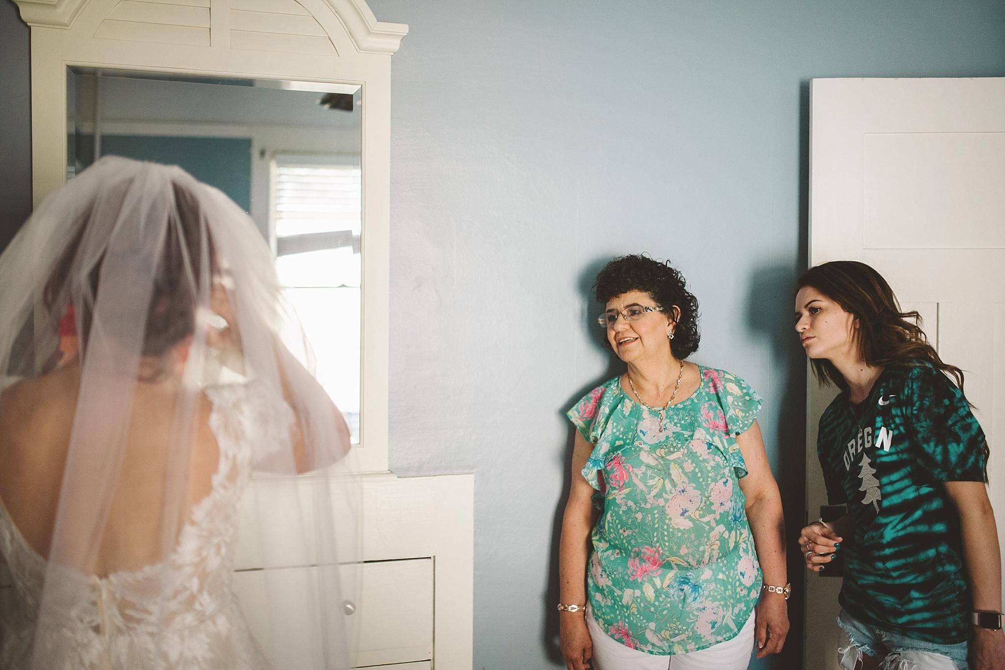 wedding preparation for mountain wedding