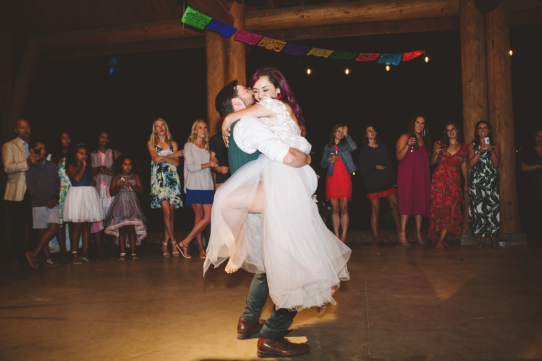 emotional nontraditional first dance
