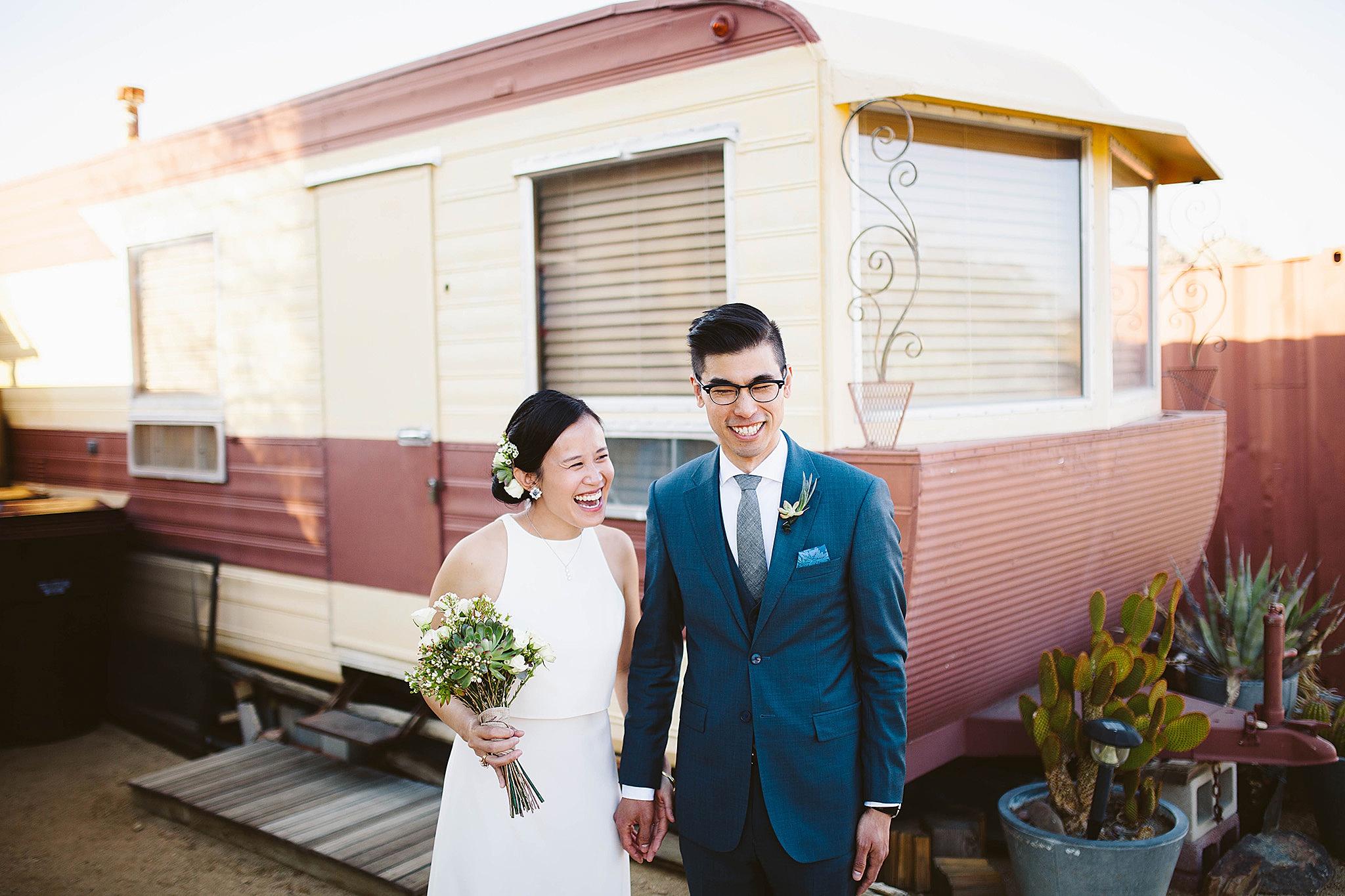 Joshua Tree Wedding pictures