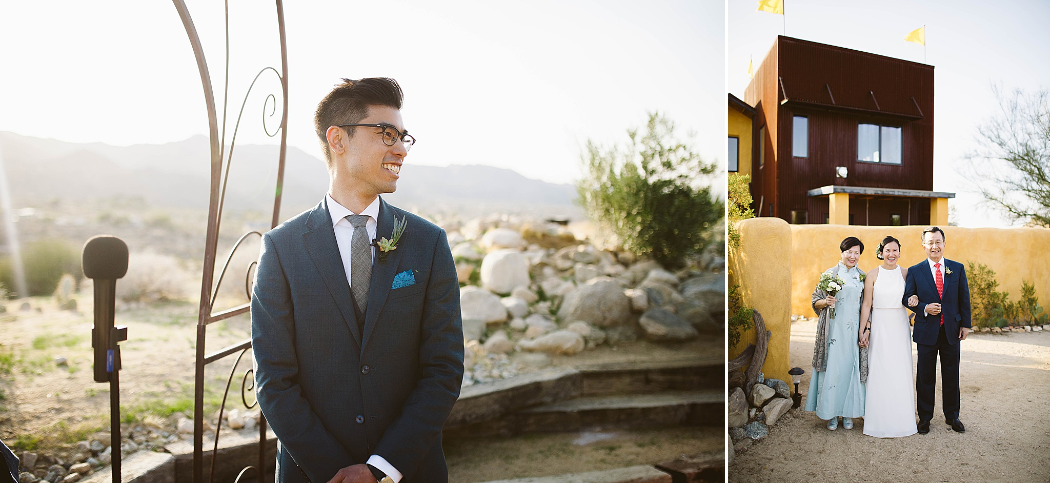 Naitonal Park Wedding ideas in Joshua Tree
