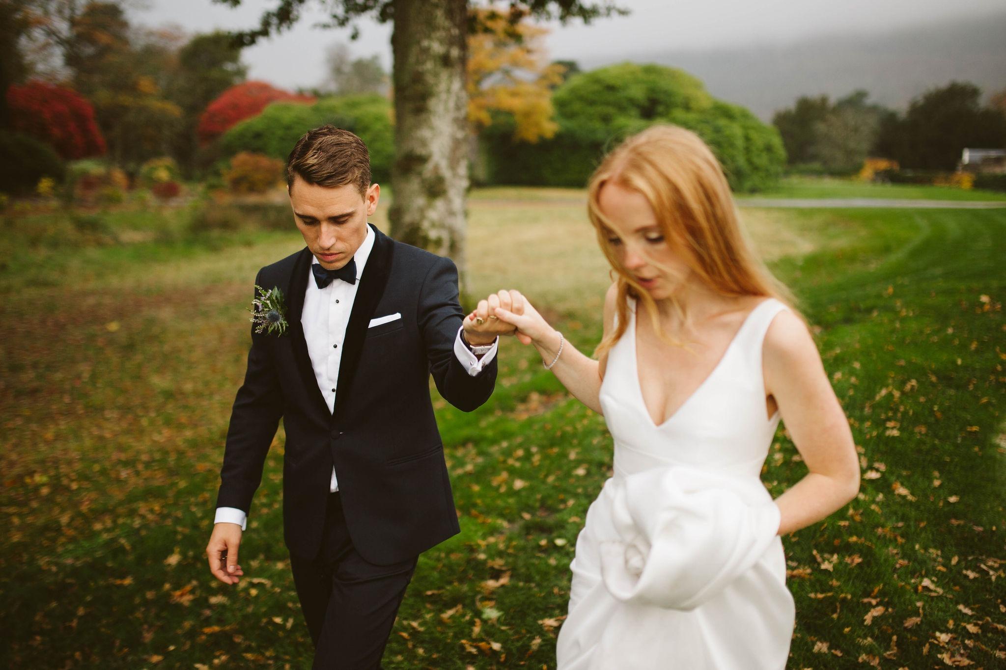 Wedding at Loch Lomond golf club Scotland