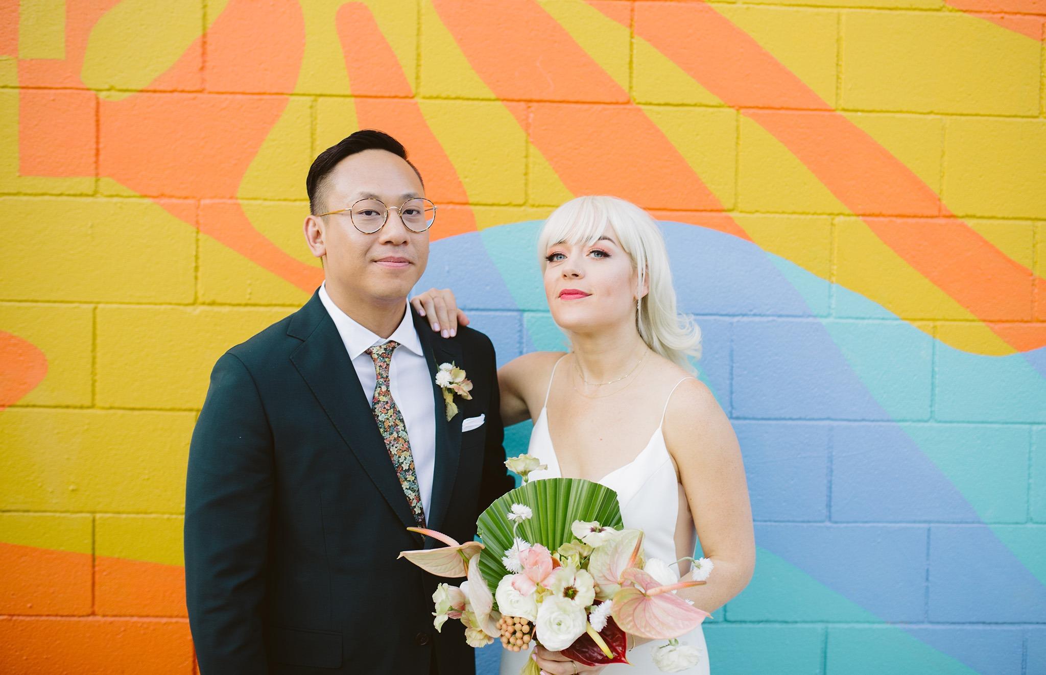 Ace Palm springs wedding