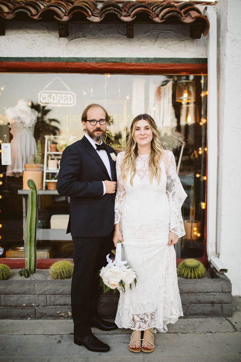 Avalon Hotel Wedding Palm Springs