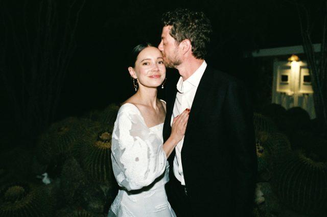 35mm wedding photographer Joshua Tree